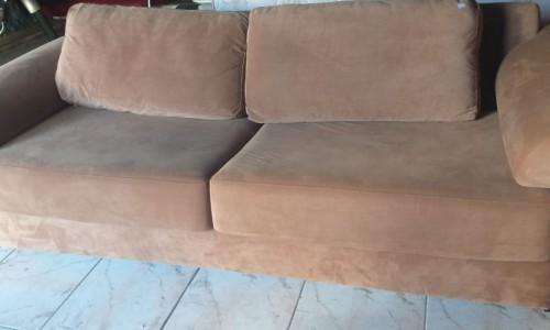 Sofá confortável 2,40 m